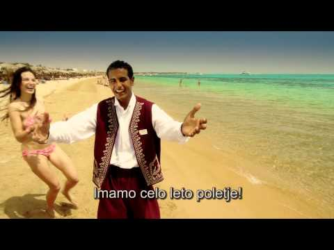 TV ads for promoting Egyptian tourism