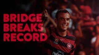 Bridge breaks record