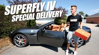 Nike Mercurial Superfly IV Special Unisport Ferrari Delivery