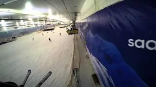 Покатушки в Снежком с GoPro