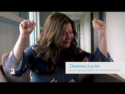 Meet Penn Foster Healthcare Management Graduate Deanna Levito