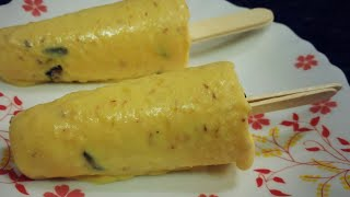 Homemade Kulfi Recipe Very Simple