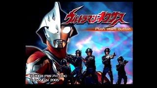 [Raidriar PS2] Ultraman Nexus Story Mode Part 1