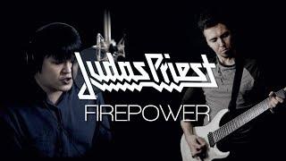 Judas Priest - Firepower (Cover)