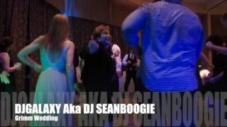 DJGALAXY AKA DJ Seaboogie - Grimm Wedding