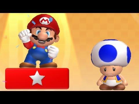 New Super Mario Bros U - Coin Battle #5