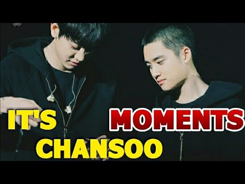 IT'S CHANSOO MOMENTS!