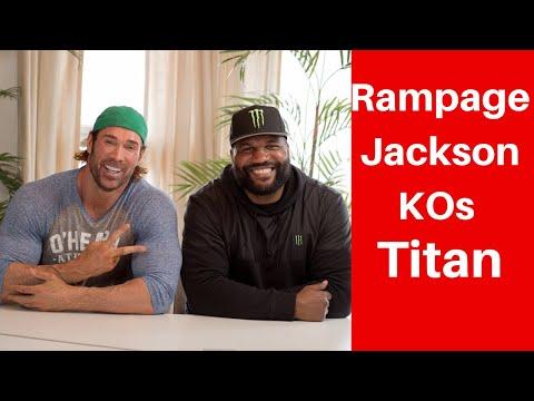 Bellator 206 Drunk Rampage Jackson Talks Wanderlei Silva Win