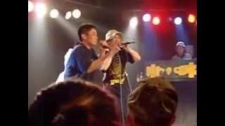 2003年池袋手刀にて、Rock-za オトノ葉エンターテイメント、デブエラH.