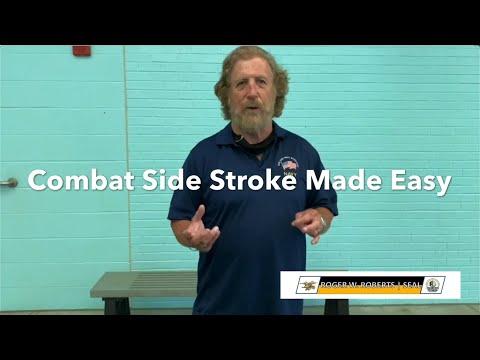 Combat Side Stroke Made Easy