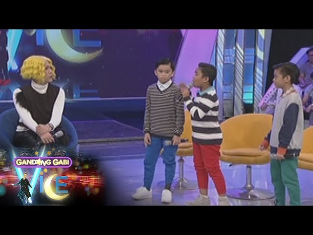 GGV: Kiefer, Francis, and Mackie's rendition of Jingle Bells