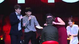 Liah Yoo / Hilarious Makeup Show @ YouTube FanFest Korea 2014 Thumbnail