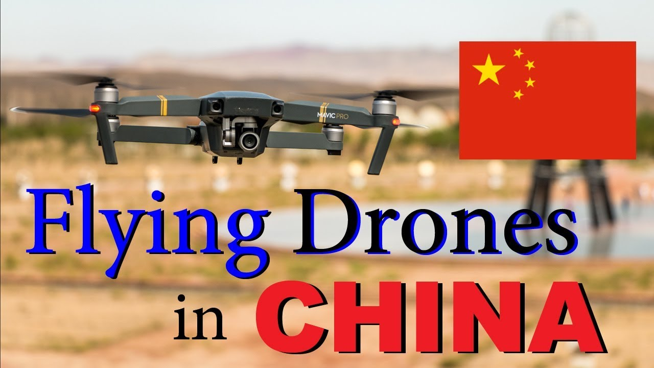 Why is China so good at making drones?
