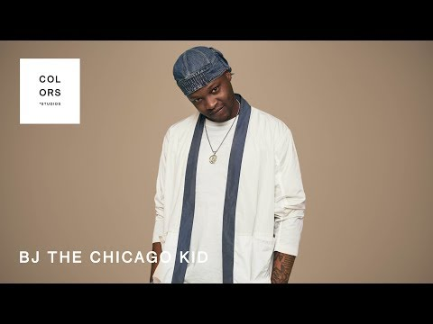 BJ The Chicago Kid - Champagne | A COLORS SHOW