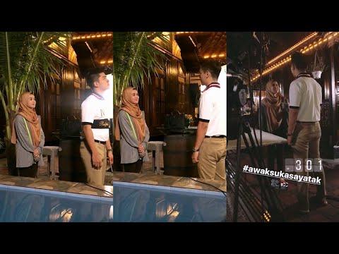 Fuhhh! Alvin Chong marah Emma Maembong sebab pegang jantan lain | Awak Suka Saya Tak