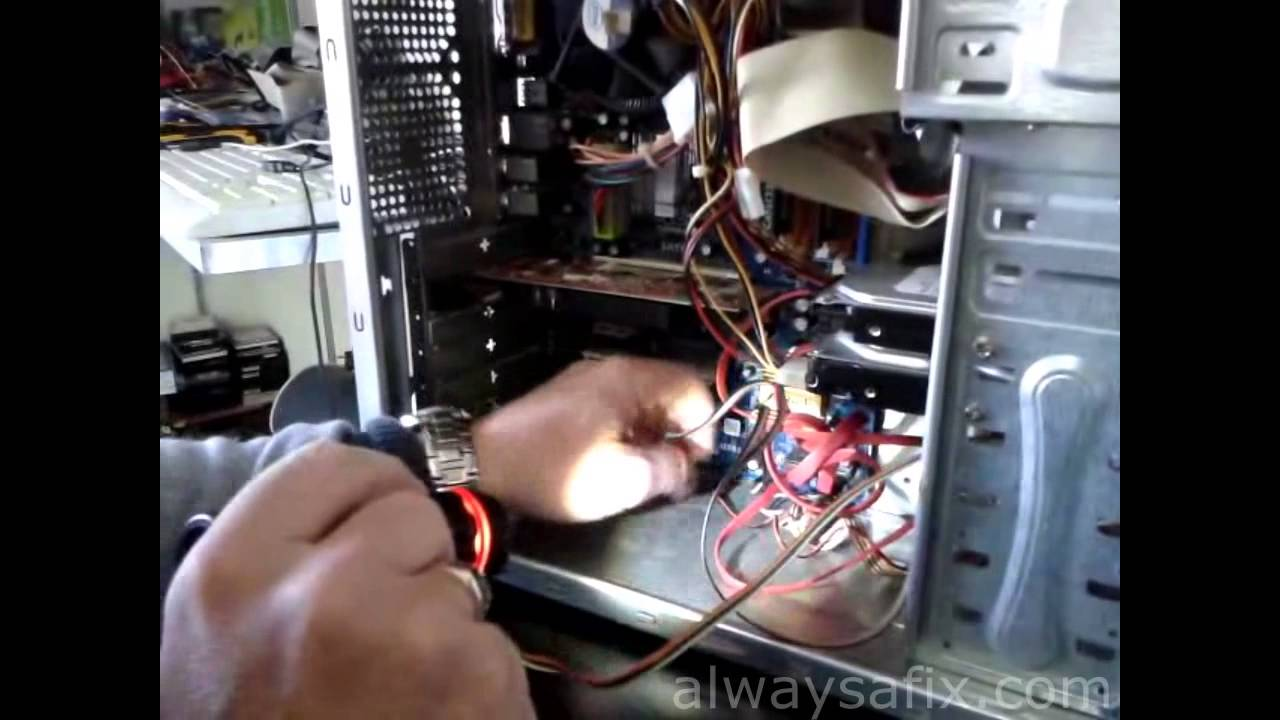 Pc Front Panel Usb Ports Repair Youtube Dual Wiring Diagram