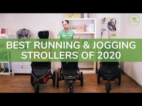 Best Running Jogging Strollers 2020 | BOB Flex | Thule Urban Glide 2 | BOB Alterrain