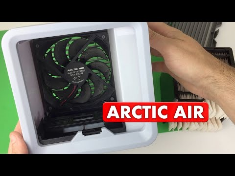 ARCTIC AIR Filter Replacement Hack! $0.00 Cost Easy Trick!