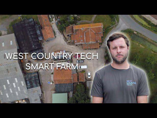 West Country Tech Smart Farm
