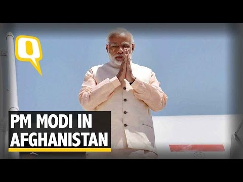 The Quint: The Salma Dam Was Built By Faith of Afghanistan and India: PM Modi