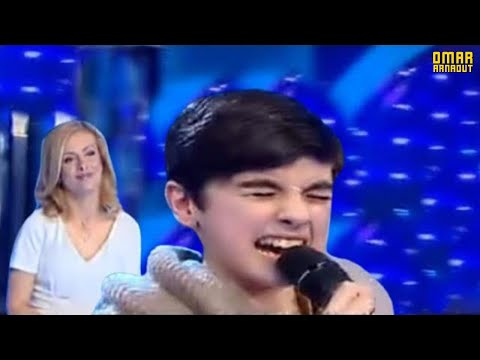 Omar Arnaout -  Tonight / Eleyla (Next Star Romania) عمر أرناؤوط _ الليلة