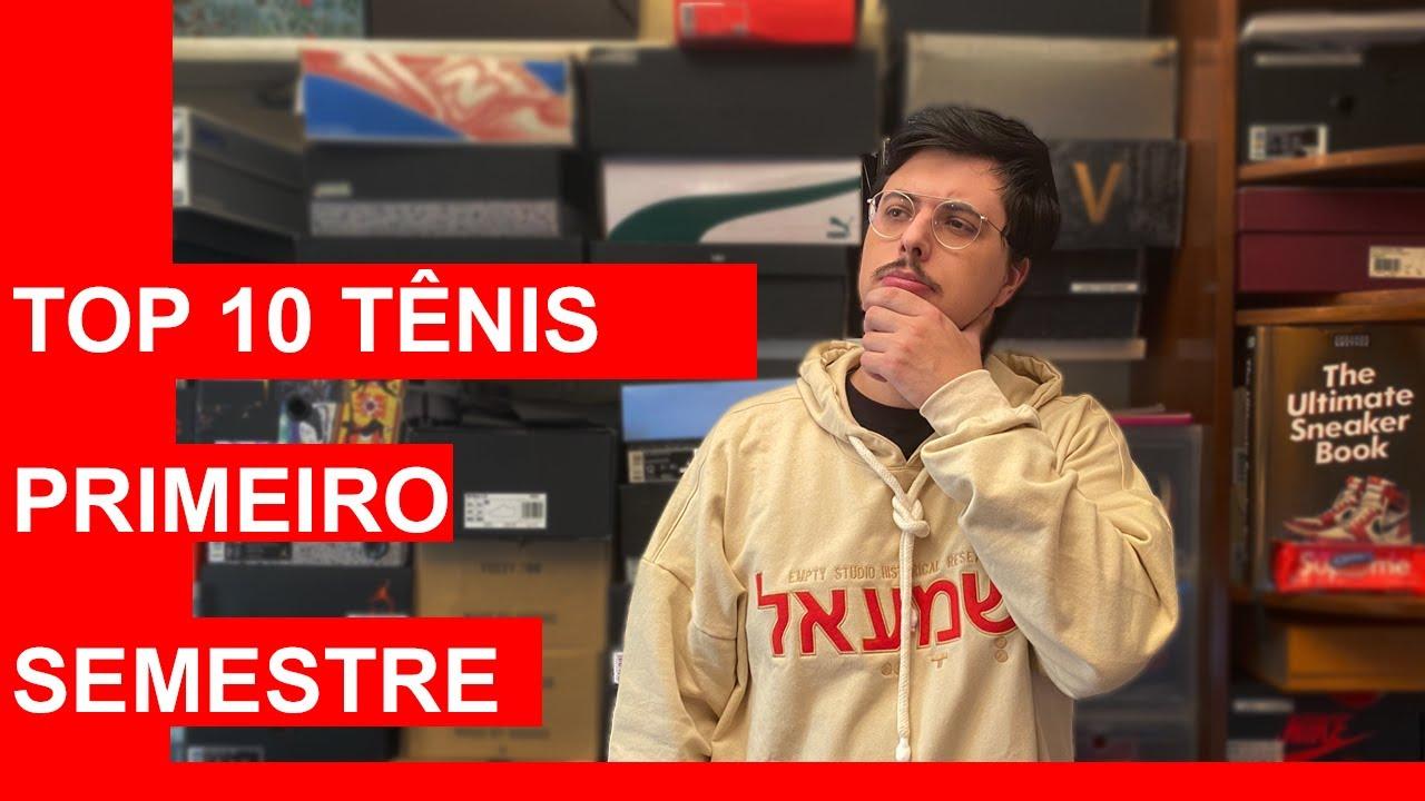 Top 10 Tênis Primeiro Semestre - Tiago Borges