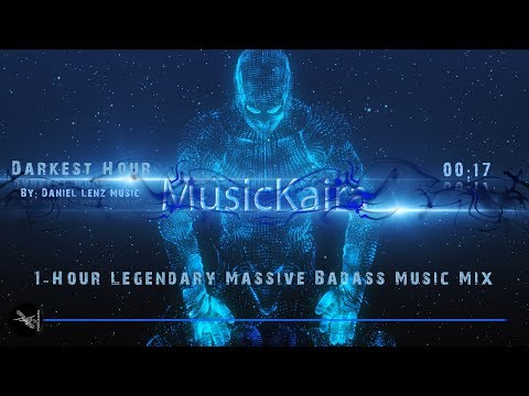 Legendary Massive Badass Workout Music Mix | Vol.1