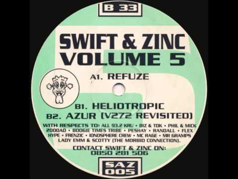 Swift & Zinc* Swift And Zinc - Fatters / 12 O'Clock Drop