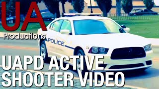 UAPD Active Shooter Video - Avoid, Deny, Defend.