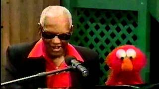 "Sesame Street - Ray Charles ""Believe In Yourself"""