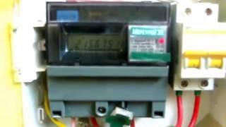 видео Как остановить или обмануть электрический счетчик