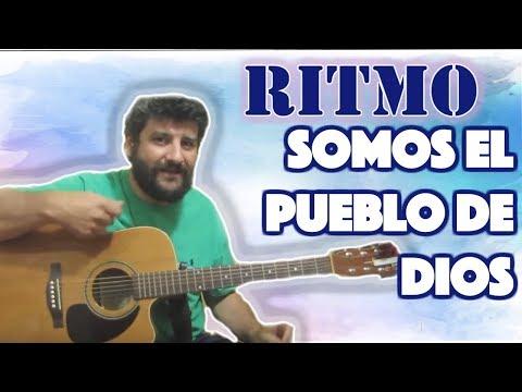 #9 Ritmo: Somos el pueblo de Dios. Tutorial Guitarra