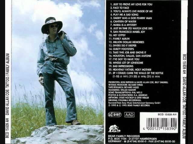 david-allan-coe-family-album-steve-walls