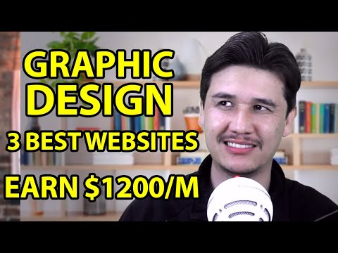 Online Graphic Designing Jobs: 3 Best Websites 2020