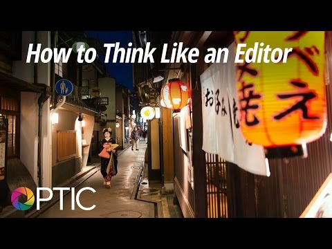 Optic 2016: How to Think Like an Editor with Krista Rossow