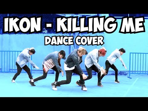 iKON 아이콘  죽겠다KILLING ME Dance   BMK From Nepal