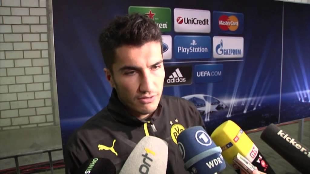 """Nuri Sahin nach Arsenal-Schlappe: """"Keinen Sieger verdient""""   Borussia Dortmund - FC Arsenal 0:1"""
