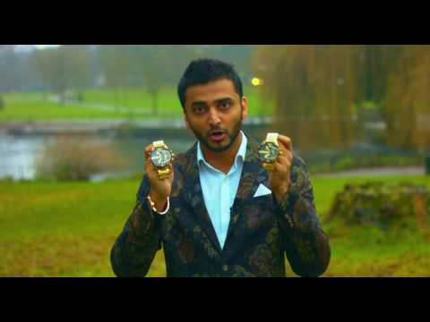 3 Young Millionaires 3 Watch Giveaways by Ibrahim Majid Like   Comment   Share to win!