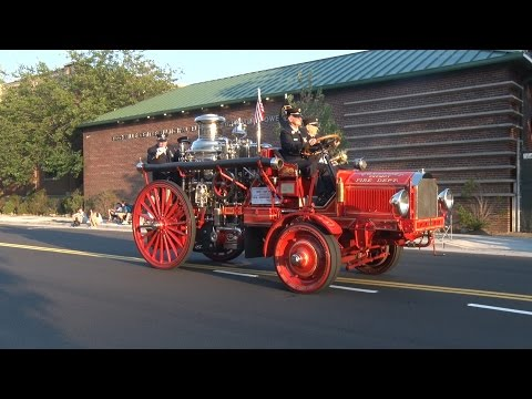 2015 Nassau County, New York Annual Firemen's Parade  1 of 2