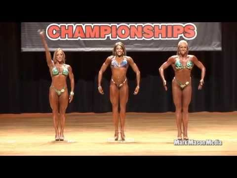 Figure overall at the  Phil Heath Wyoming Championships
