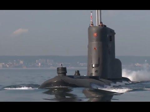 NEMO Ultimate Submarine Rescue NATO Commercial Exercise Dynamic Monarch CARJAM TV 2014