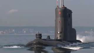 NEMO Ultimate Submarine Rescue NATO Commercial Exercise Dynamic Monarch CARJAM TV 2014