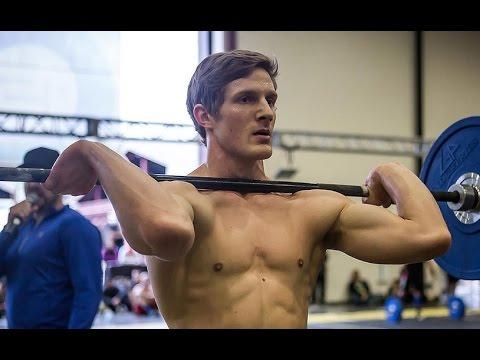 9b5431b69554 Brent Fikowski 15.1   15.1a CrossFit Open 2015 - YouTube