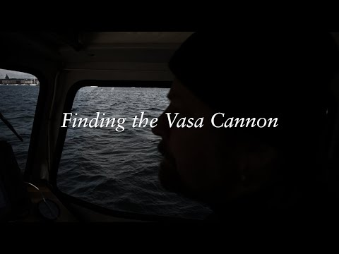 Sökandet efter Vasas försvunna kanon