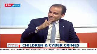 Matters security | Children and cyber crimes