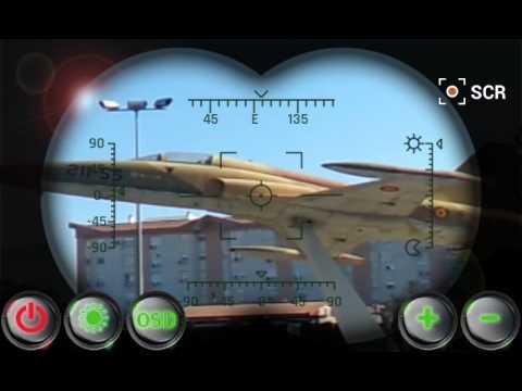 The best Military Binoculars Simulated App!!!