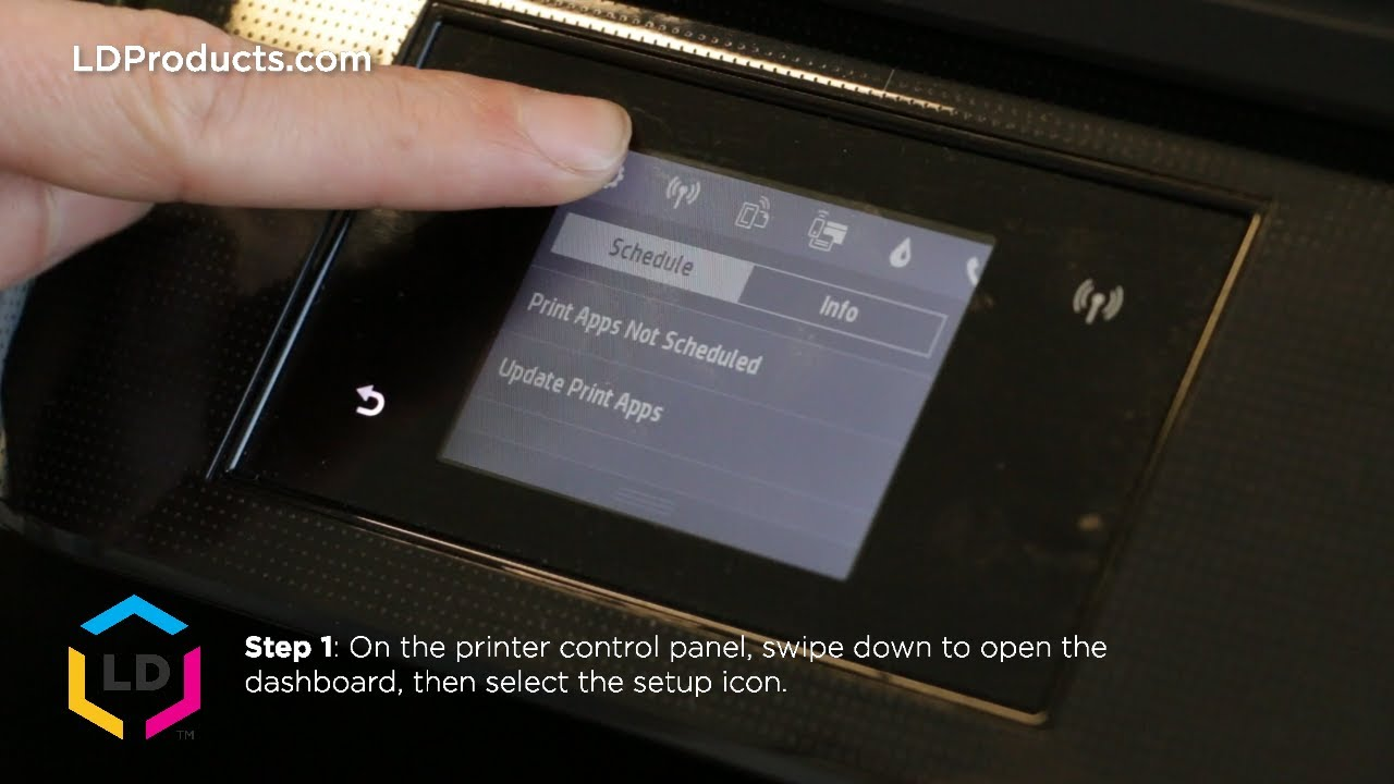 How to Disable Firmware Updates on Printers That Use HP 902