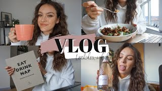 HOMELY VLOG: Cook With Me, Home Hauls & Make Cocktails With Us!   Ames Banks
