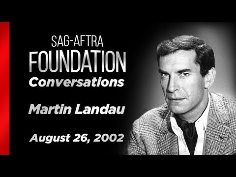 Conversations with Martin Landau