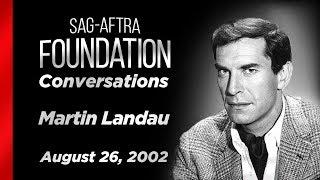 Conversations with Martin Landau